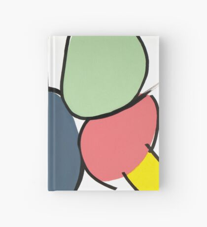 Colors or colours Hardcover Journal