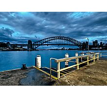 From the Wharf Photographic Print