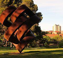 Sculpture by Pixelpete42