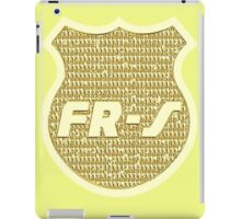 FR-S Blink Blink  iPad Case/Skin
