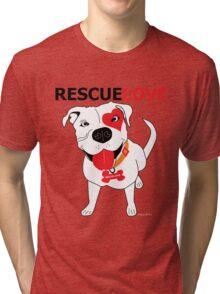 Rescue Love Tri-blend T-Shirt