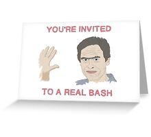 Ted Bundy Greeting Card