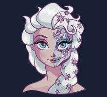 Sugar Skull Series: Snow Queen Kids Clothes