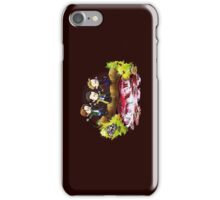 Team Free Will Goes Exploring iPhone Case/Skin