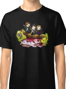Team Free Will Goes Exploring Classic T-Shirt