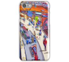 West end visions iPhone Case/Skin