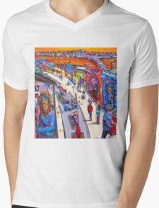 West end visions Mens V-Neck T-Shirt