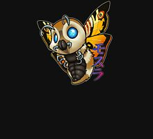 Mothra Chibi Womens Fitted T-Shirt