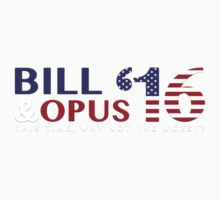 Bill & Opus '16 Kids Clothes