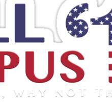 Bill & Opus '16 Sticker