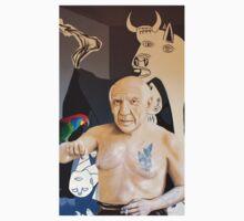 Picasso by mattymoomoo