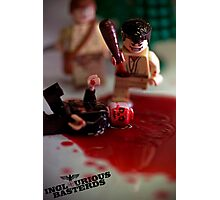 Inglorious Basterds Photographic Print