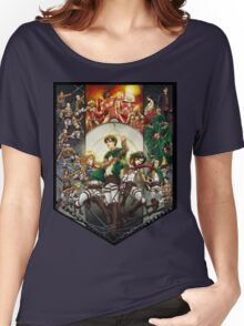 wir sind die Jager (we are the hunters) Women's Relaxed Fit T-Shirt