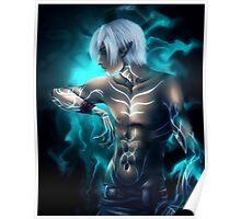 Lyrium Ghost - Fenris Poster