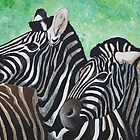 Two Stripey Chaps by RCTrotman