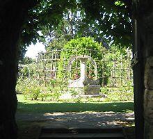 Secret Garden by StitchingDreams