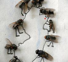 Ten-a-fly, New Jersey by Susan Littlefield