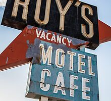 Roy's Cafe by LizLeggettPhoto