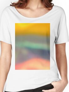 Abstract colours Women's Relaxed Fit T-Shirt