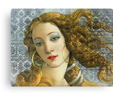 Venus Make-Over Canvas Print