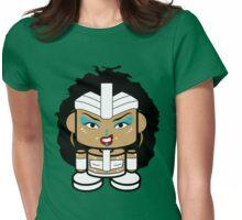 Princess D'zinne O'bot 1.0 Womens Fitted T-Shirt