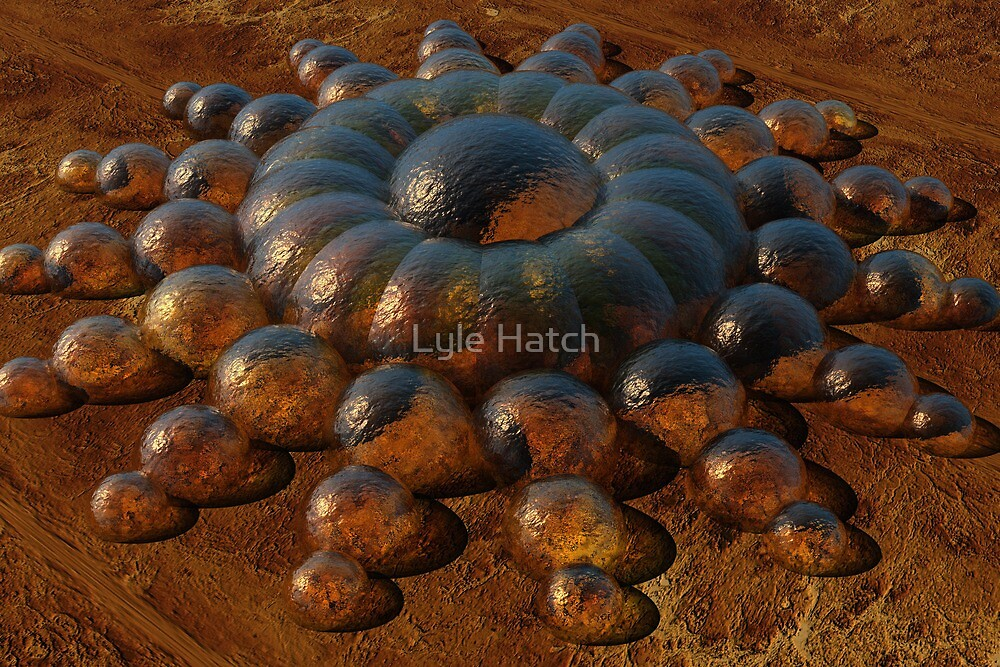 Life on Mars by Lyle Hatch