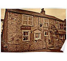 Tea Shop & Village Stores Muker #2 Poster
