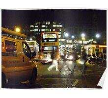 Night in the City (Edinburgh) Poster