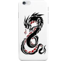 Tribal Dragon iPhone Case/Skin