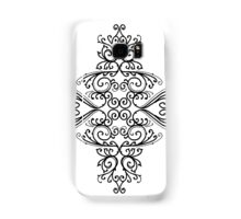 Design in ink Samsung Galaxy Case/Skin