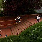 Skateboard Ollie by Tom Bosley