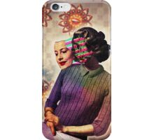 Her Special Abilities iPhone Case/Skin