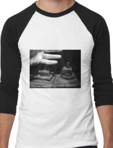 attachment Men's Baseball ¾ T-Shirt