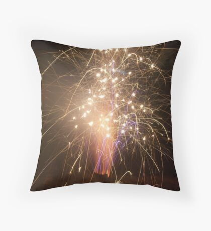 Happy Independance Day Throw Pillow