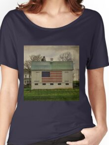 God Bless America Women's Relaxed Fit T-Shirt