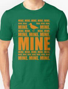 Mine in orange Unisex T-Shirt