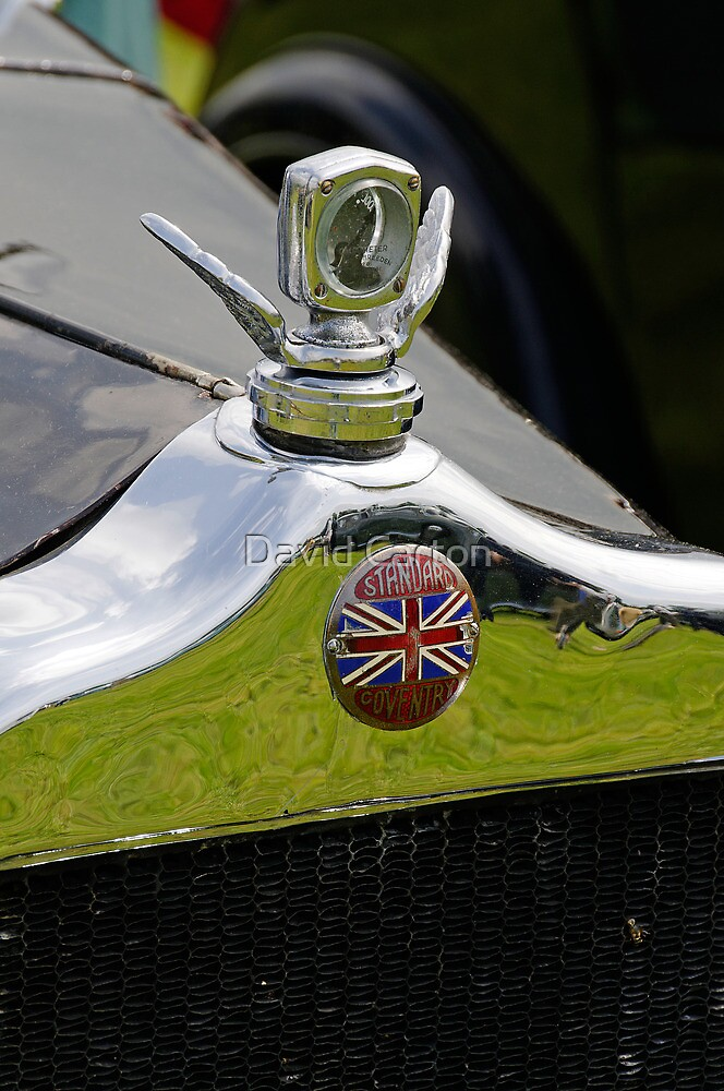 Standard Selby Tourer Grill & symbol by buttonpresser