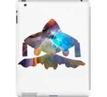 Jirachi used cosmic power iPad Case/Skin