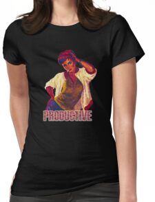 Productive Womens Fitted T-Shirt