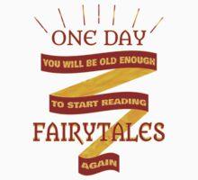 Reading Fairytales by believeluna