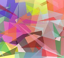 Broken glass by Laschon Robert Paul