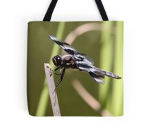Mottled Mosquito Muncher Tote Bag