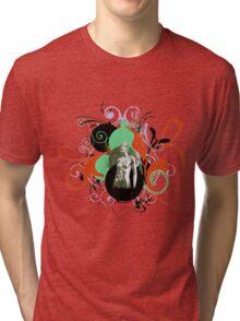 future cosmos Tri-blend T-Shirt
