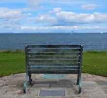 Skerries Bench by Paul Finnegan