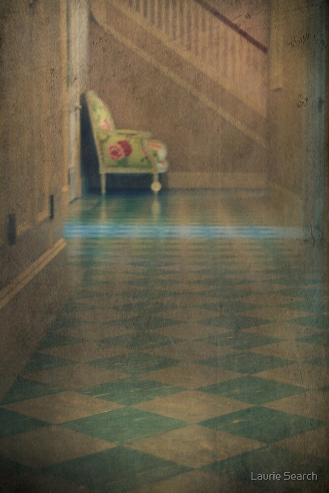 Silently Down the Hall by Laurie Search