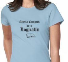 Athena Campers Womens Fitted T-Shirt
