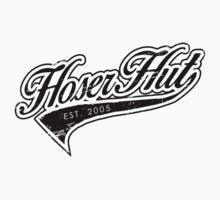 Hoser Hut_Black Kids Tee