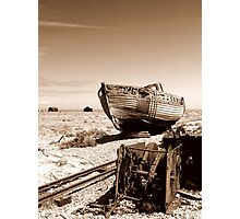 Dungeness Visions 3 Photographic Print
