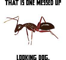 Ant Man Quote by brynnlm