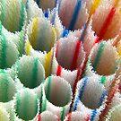 Cubic Straws by David Piszczek